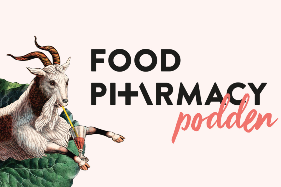 Food Pharmacy-podden #134 – Optimera din hälsa