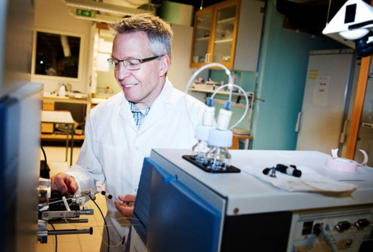 Interview with ME researcher Jonas Bergquist